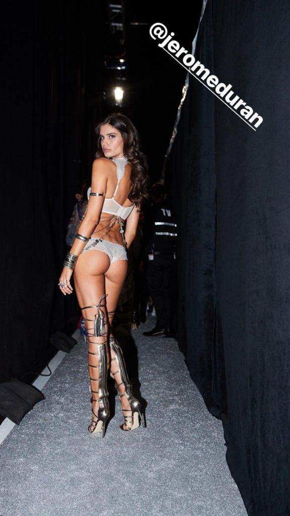 Sara Sampaio Sexy (2 New Photos)
