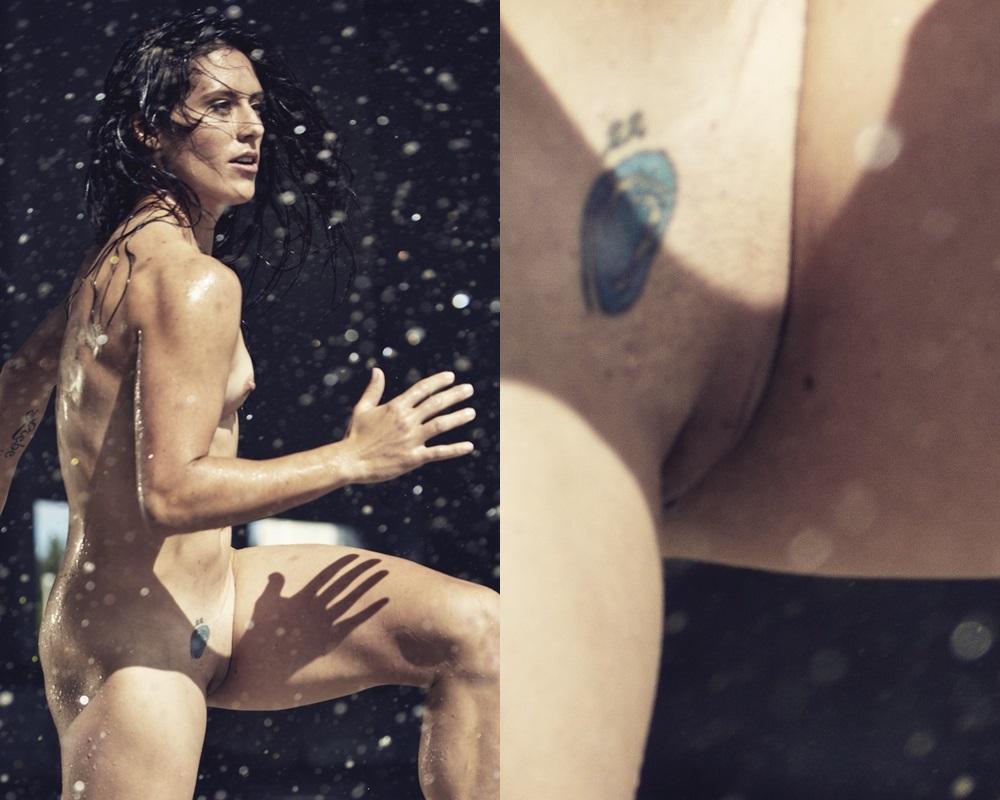 Ali Krieger nude