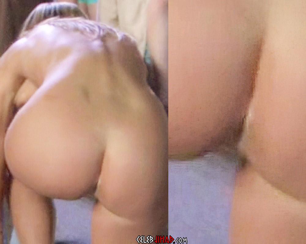 Candace Kroslak nude