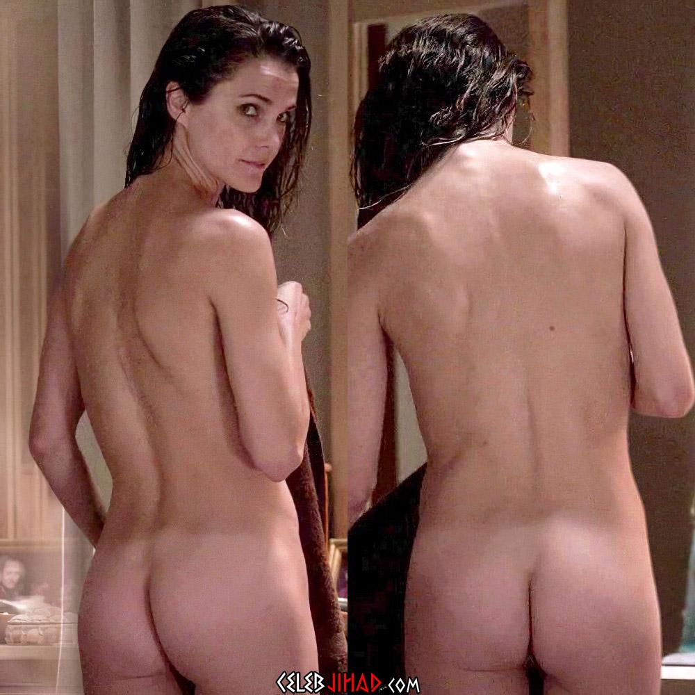 Keri Russell nude