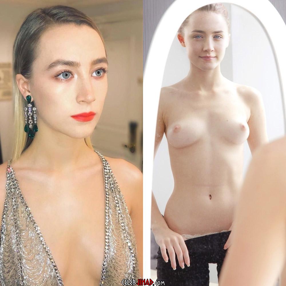 Saoirse Ronan nude