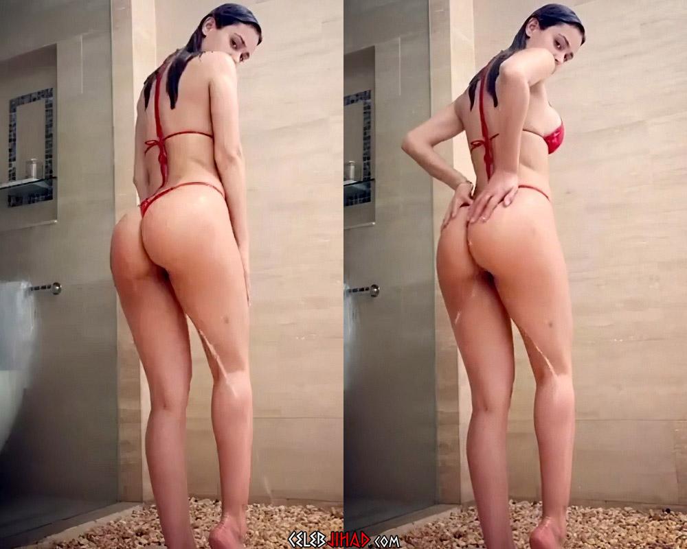 Yanet Garcia thong ass