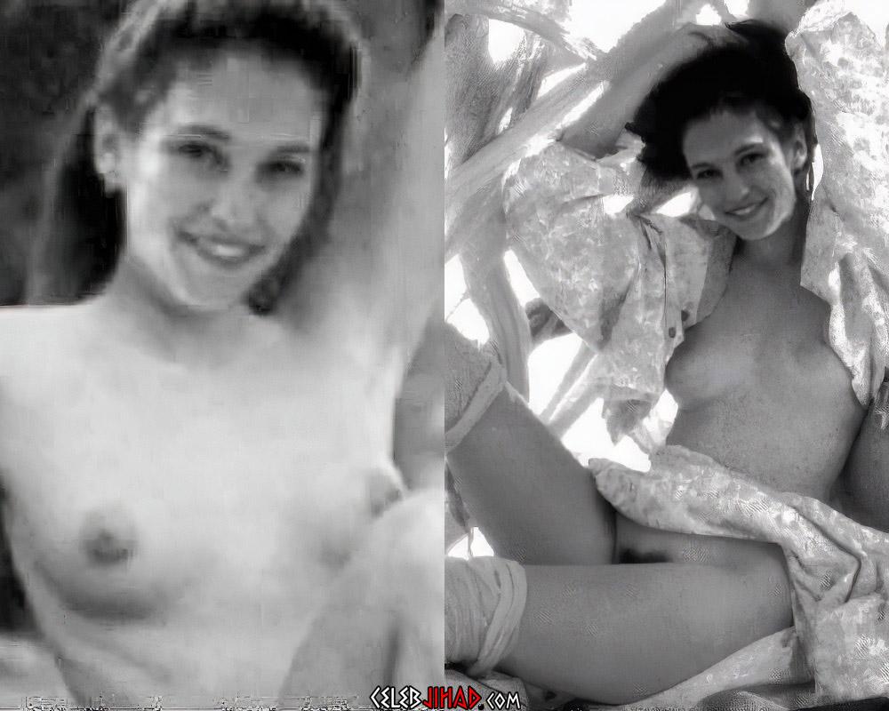 Amy Jo Johnson naked