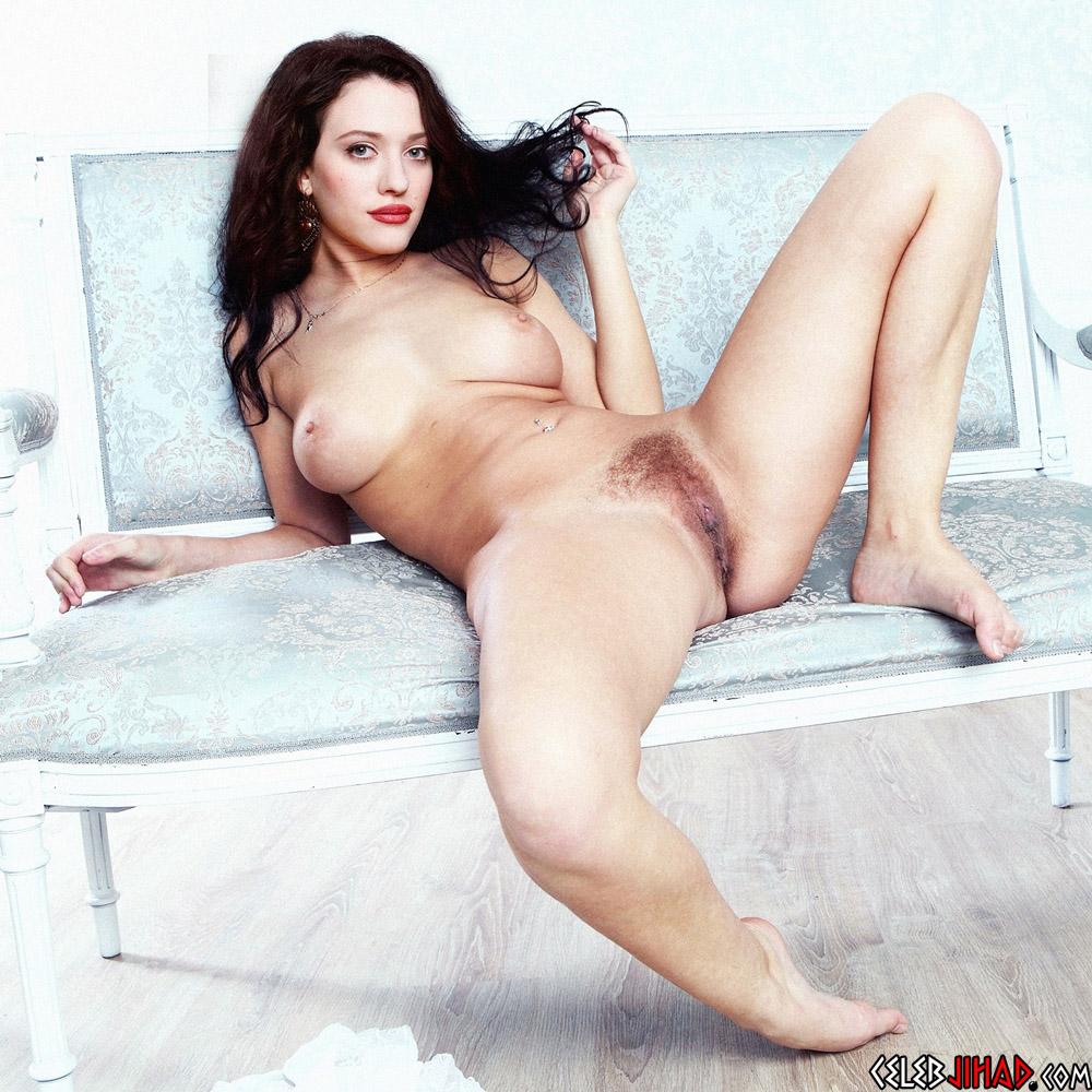 Kat Dennings nude