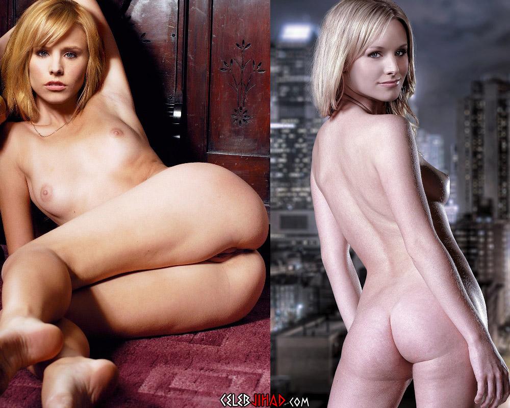 Kristen Bell nude ass
