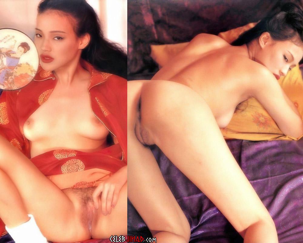 Shu Qi nude
