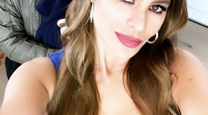 Sofia Vergara Naked (5 Photos)