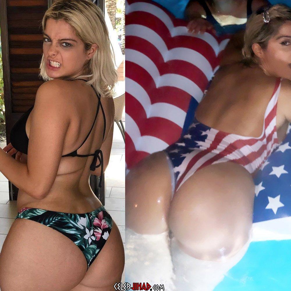 Bebe Rexha thong ass