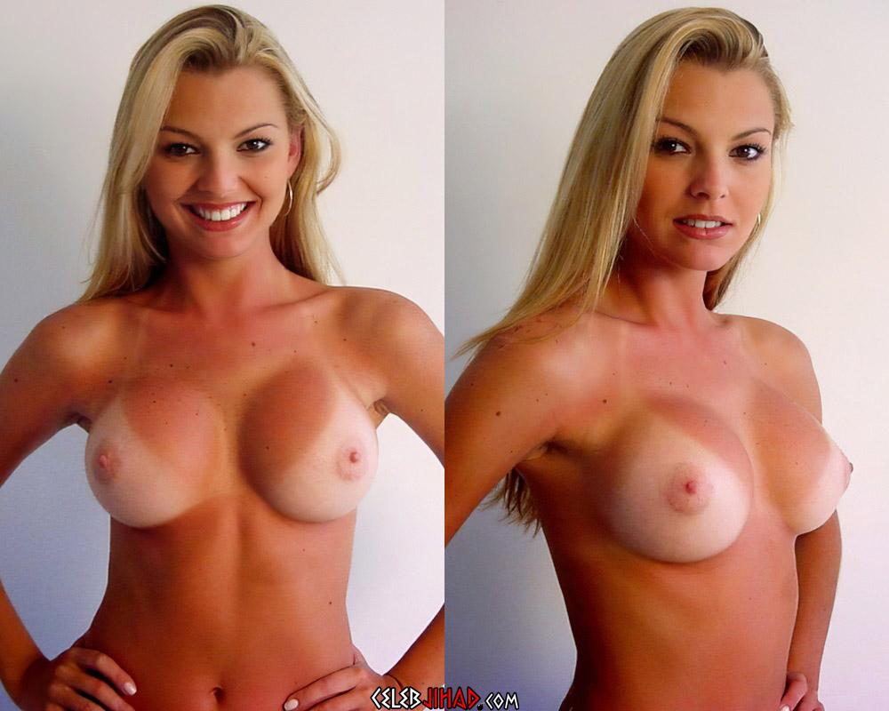 Marjorie de Sousa nude