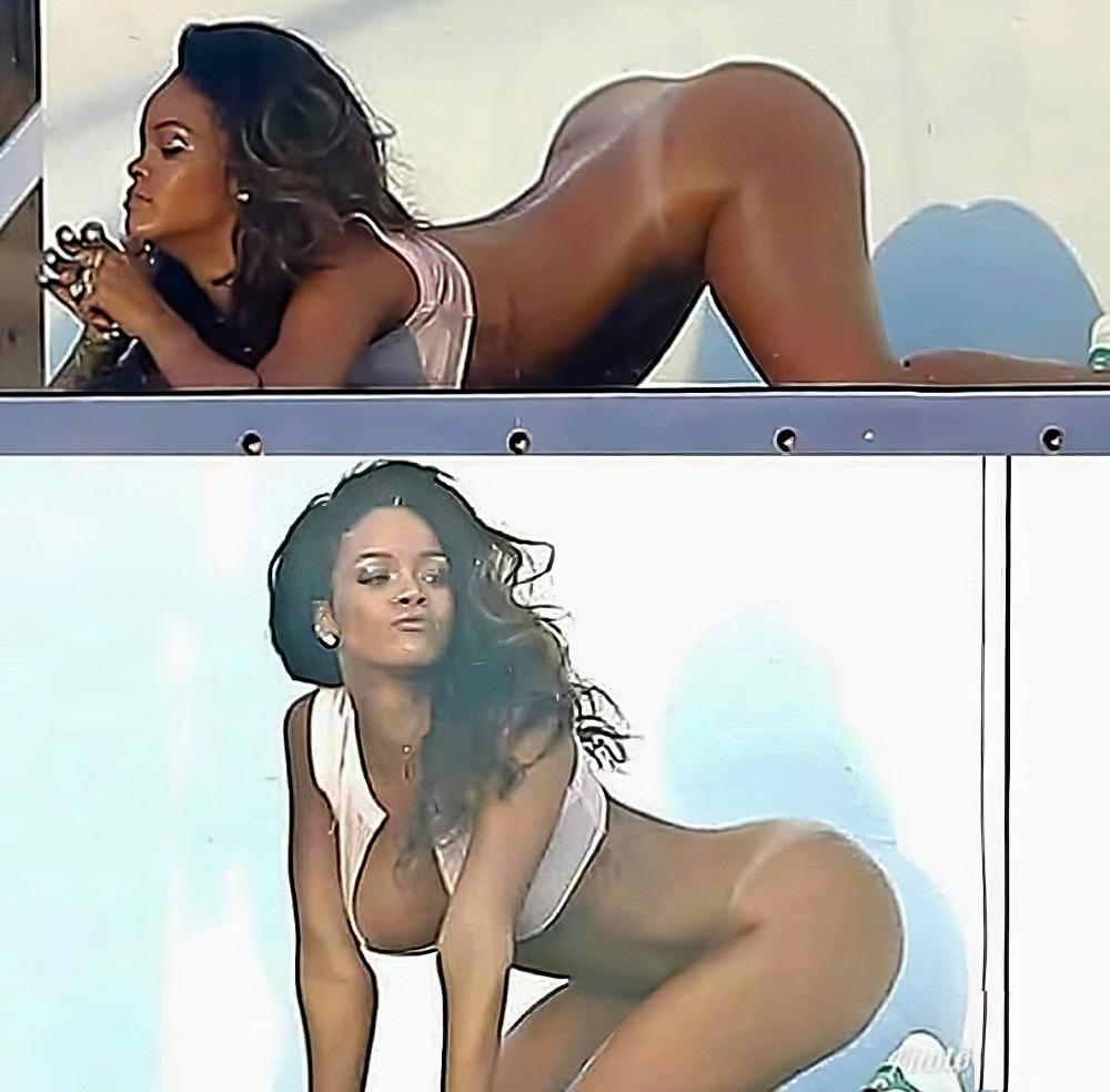 Rihanna Nude Leaks And Porn Sex Tape