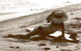 Brooke Burke Topless (3 Photos)
