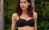 "Alexandra Daddario In A Bikini For ""Why Women Kill"""